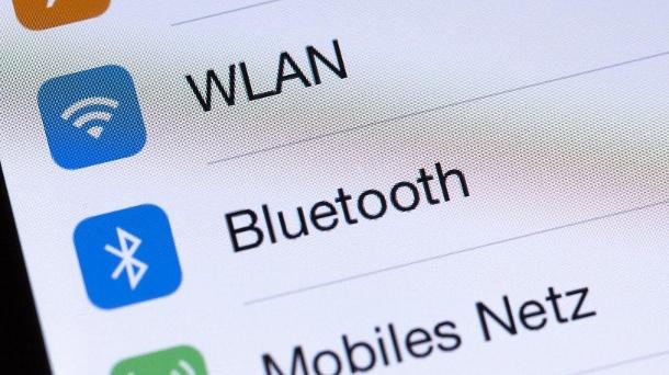 Wlan und Bluetooth